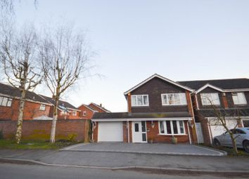 Thumbnail 4 bed detached house for sale in Bishops Cleeve, Atherstone