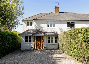 Thumbnail 3 bed semi-detached house for sale in Swan Lane, The Lee, Great Missenden, Buckinghamshire