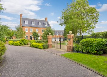Thumbnail 5 bedroom detached house for sale in Chedburgh, Bury St Edmunds, Suffolk