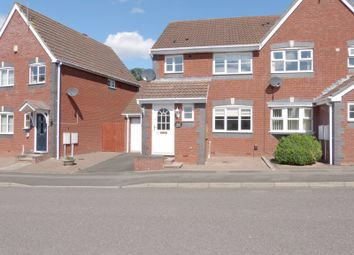 Thumbnail 3 bed semi-detached house to rent in Carthorse Lane, Redditch