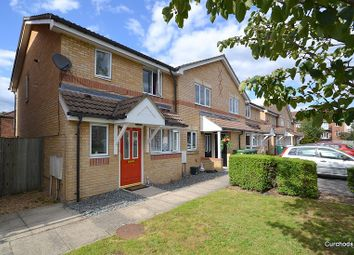 Thumbnail 3 bed end terrace house for sale in Bowater Gardens, Sunbury-On-Thames