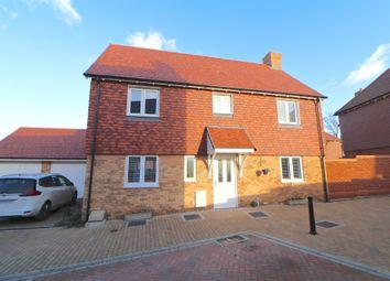 Thumbnail 4 bed detached house for sale in Sandringham Lane, Polegate