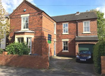 Thumbnail 4 bedroom detached house for sale in Haywood Road, Mapperley, Nottingham