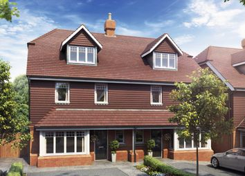 "Thumbnail 3 bedroom semi-detached house for sale in ""The Montrose"" at Epsom Road, Guildford"