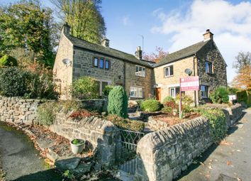 Thumbnail 2 bed semi-detached house for sale in The Green, Grindleford, Hope Valley, Derbyshire