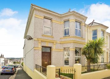 Thumbnail 5 bed terraced house for sale in Neath Road, Plymouth