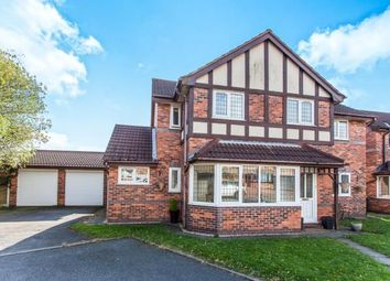 Thumbnail 4 bed detached house for sale in Redwood, Westhoughton, Bolton, Greater Manchester