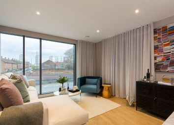 Thumbnail 2 bed flat for sale in Hancock Road, London