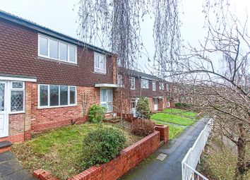 Thumbnail 3 bed terraced house to rent in Well Close, Crabbs Cross, Redditch
