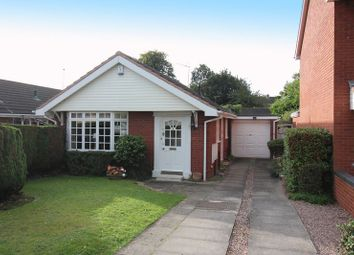 Thumbnail 2 bed detached bungalow for sale in Edale Close, Kingswinford