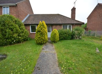 Thumbnail 2 bed semi-detached bungalow to rent in Bonsey Gardens, Wrentham, Beccles