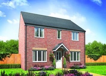 "Thumbnail 4 bed detached house for sale in ""The Chedworth"" at Tachbrook Road, Whitnash, Leamington Spa"