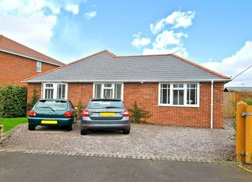 Thumbnail 3 bedroom detached bungalow to rent in Hammonds Green, Totton, Southampton
