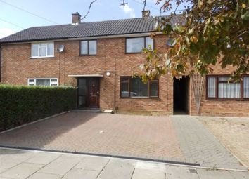 Thumbnail 3 bedroom terraced house for sale in Mallard Way, Ipswich, Suffolk