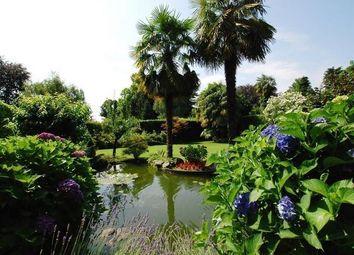 Thumbnail 3 bed villa for sale in Lesa, Lake Maggiore, 28040, Italy