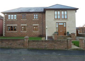 Thumbnail 5 bed detached house for sale in Newcastle Road, Crossgate Moor, Durham