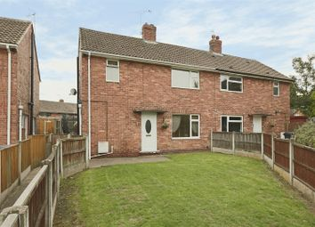 Thumbnail 3 bed semi-detached house for sale in Forge Avenue, Calverton, Nottingham