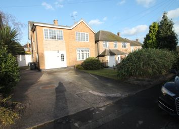 Thumbnail 4 bed detached house for sale in Linwood Crescent, Ravenshead, Nottingham