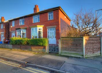 Thumbnail 3 bed semi-detached house for sale in Southwood Road, Stockport