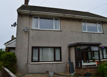 Thumbnail 2 bed flat to rent in Ewenny Road, Wick