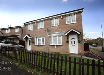 2 bed semi-detached house for sale in Rochford Drive, Luton, Bedfordshire LU2