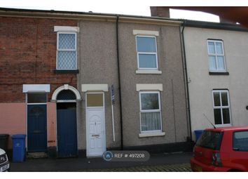 Thumbnail 4 bed terraced house to rent in Cobden Street, Derby