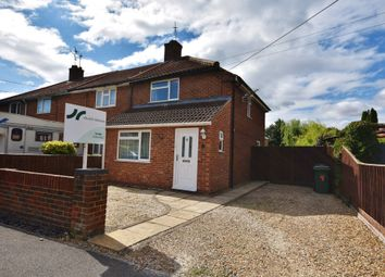 Thumbnail 3 bed end terrace house for sale in Oxford Crescent, Didcot