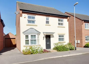 Thumbnail 4 bed detached house for sale in Goddard Court, Mapperley Plains, Nottingham