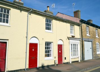 Thumbnail 2 bed terraced house for sale in Well Lane, Clare, Sudbury