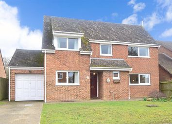 Thumbnail 3 bed detached house for sale in Sunnymead, Tyler Hill, Canterbury, Kent