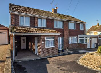 4 bed semi-detached house for sale in Pennine Way, East Trees, Ashford, Kent TN24