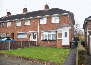 Thumbnail 3 bed terraced house to rent in Swinford Road, Birmingham