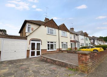 Thumbnail 3 bed end terrace house for sale in Elmwood Road, Redhill, Surrey