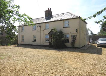 Thumbnail 3 bedroom detached house for sale in Middle Drove, St. Johns Fen End, Wisbech