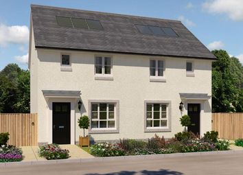 "Thumbnail 3 bed semi-detached house for sale in ""Wemyss"" at County Cottages, Culduthel, Inverness"