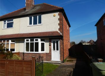 Thumbnail 2 bed semi-detached house to rent in Marton Road, Newark