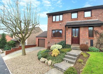 Thumbnail 3 bedroom semi-detached house for sale in Hartwith Drive, Harrogate