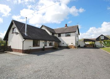 Thumbnail 8 bed detached house for sale in Cilcennin, Near Aberaeron