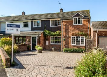 Thumbnail 3 bed semi-detached house for sale in Kings Elms, Barton Stacey, Winchester, Hampshire