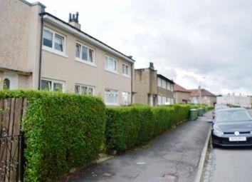 Thumbnail 2 bedroom flat to rent in Langton Road, Pollok, Glasgow