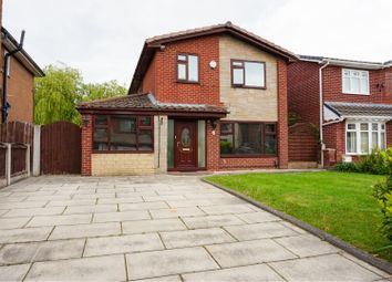 Thumbnail 4 bed detached house for sale in St. Andrews Road, Cheadle