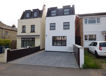 Thumbnail 3 bed detached house for sale in Victoria Road, New Barnet