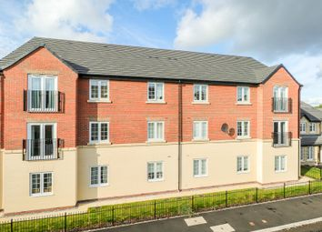 Thumbnail 2 bed flat for sale in Micklewait Avenue, Crigglestone, Wakefield