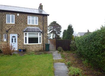 Thumbnail 2 bed semi-detached house to rent in Menin Drive, Baildon, Shipley