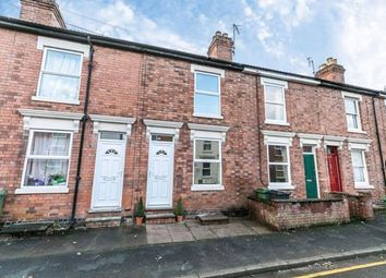 Thumbnail 2 bed terraced house for sale in Lower Chestnut Street, Arboretum, Worcester, Worcestershire