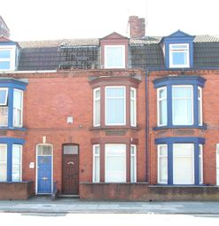 Thumbnail 3 bedroom terraced house for sale in Picton Road, Wavertree, Liverpool