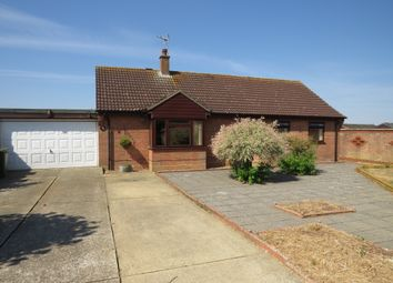 Thumbnail 3 bed detached bungalow for sale in Coburg Close, Watton, Thetford