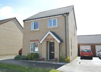 Thumbnail 3 bedroom detached house for sale in Almond Drive, Cringleford, Norwich
