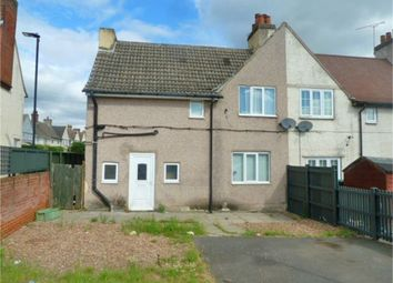 Thumbnail 3 bed semi-detached house for sale in The Crescent, Woodlands, Doncaster, South Yorkshire
