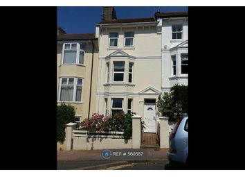 Thumbnail 5 bed terraced house to rent in Franklin Road, Brighton